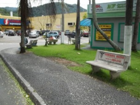 Ponto de Táxi retirado 23