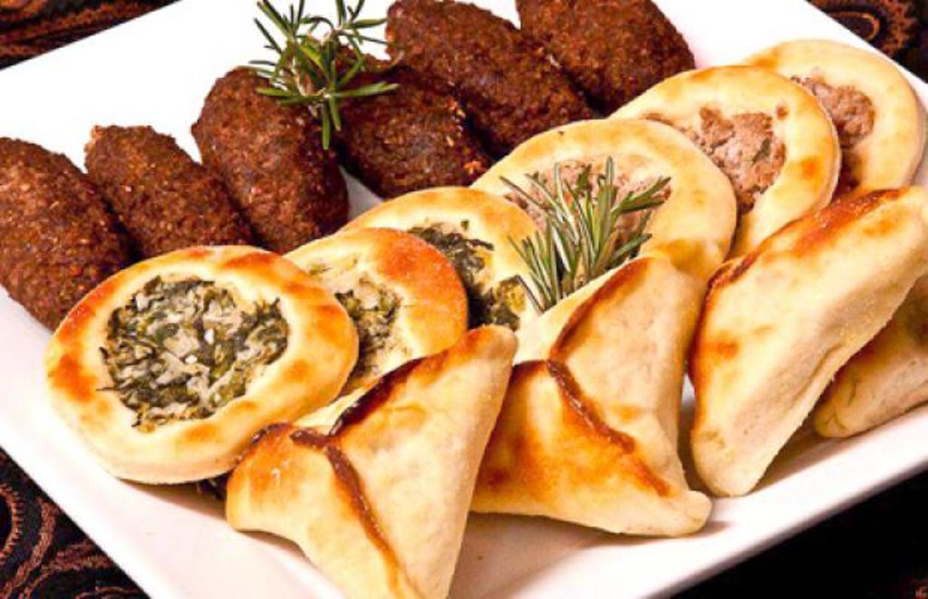 Os Sabores da Culinária Árabe