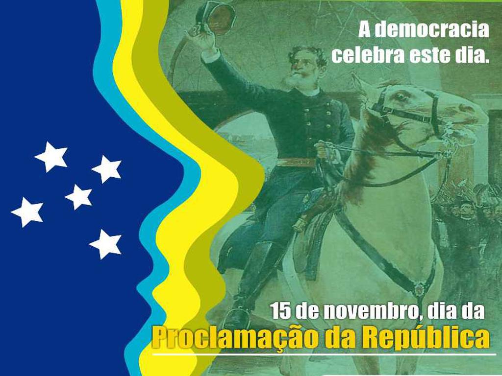 A República é nossa!!!