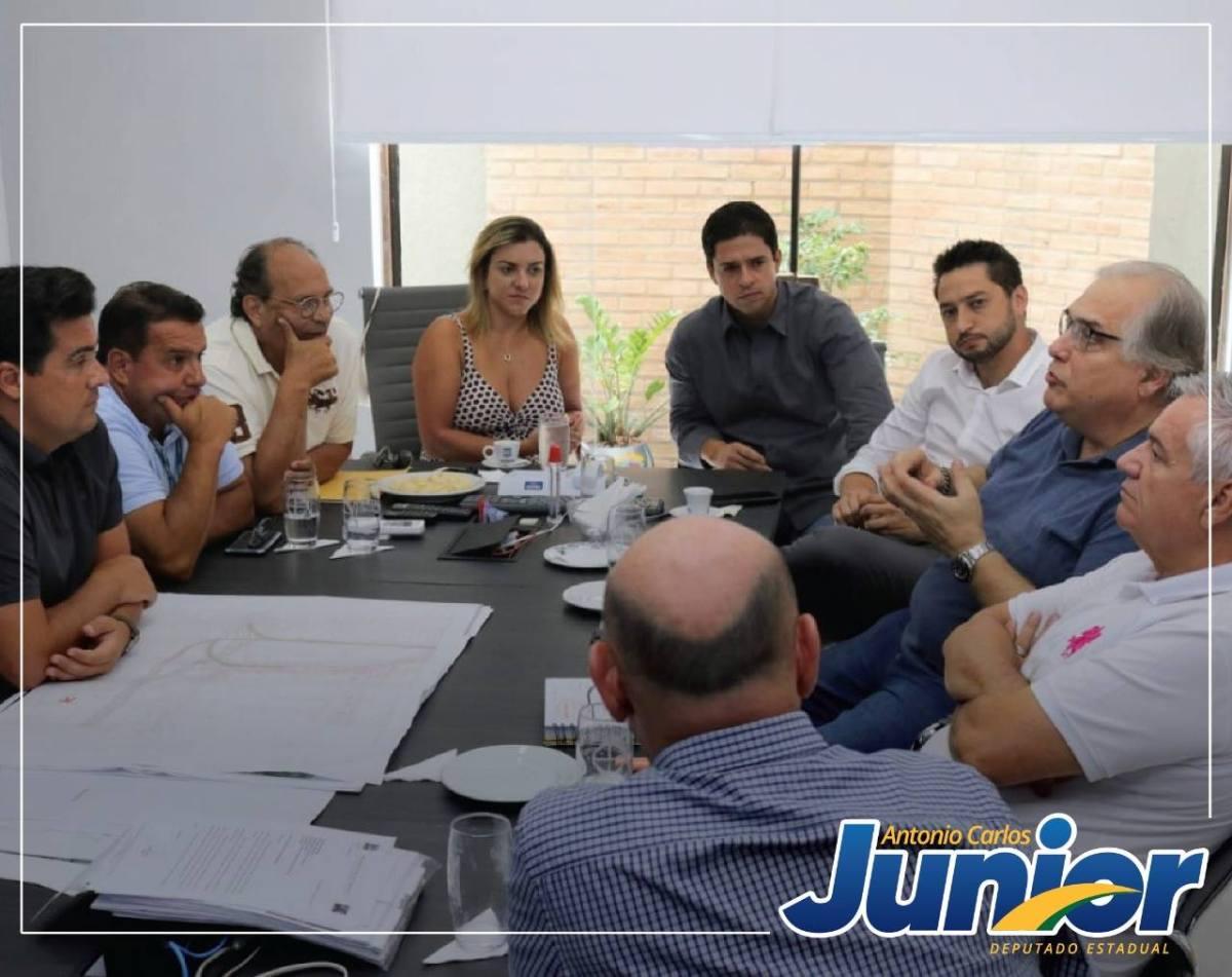 SP-55 recebe atenção especial do Deputado AC Júnior