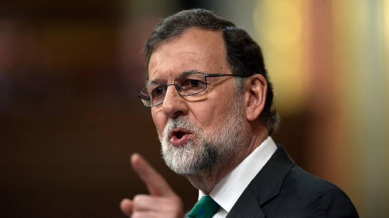 Rajoy, sobre Bárcenas: «Haced lo que haga falta para frenarle»