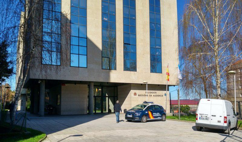 500 euros a plazos por abusar de una niña con discapacidad en Vigo
