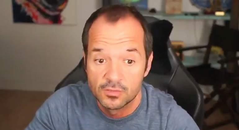 """Ángel Martín: """"Tras 15 días ingresado en un centro psiquiátrico, salir a la calle es como entrar en el infierno"""" / Imagen: Ecoteuve.es"""