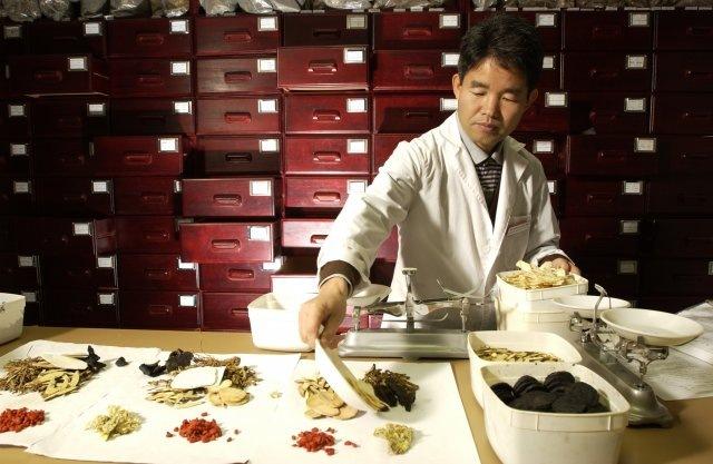 La medicina china y los tipos de hierbas para la caida del cabello