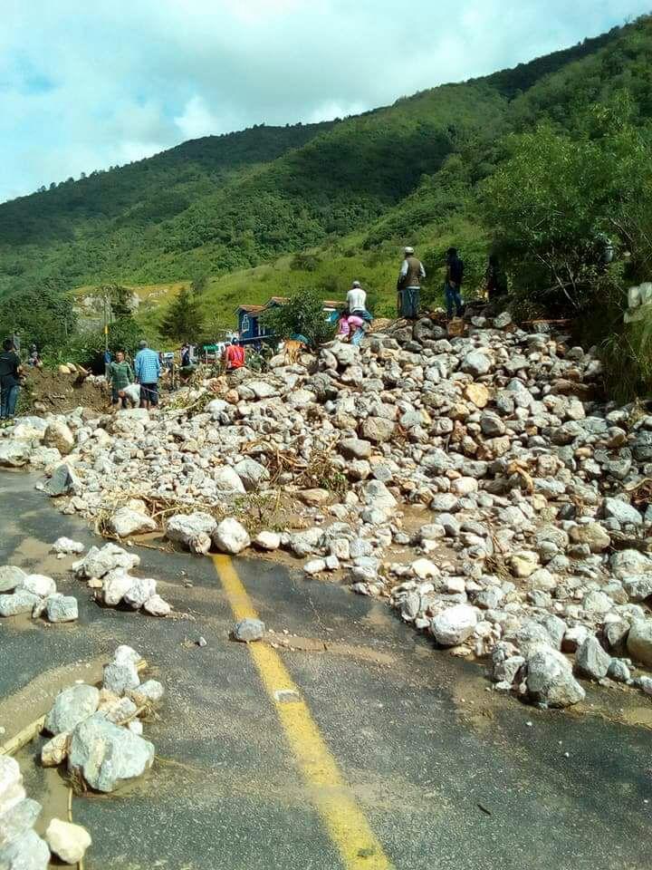 Oaxaca sismo