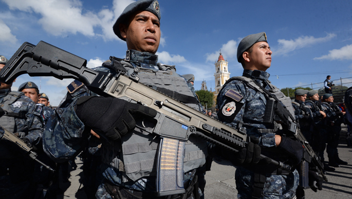 Policía Federal
