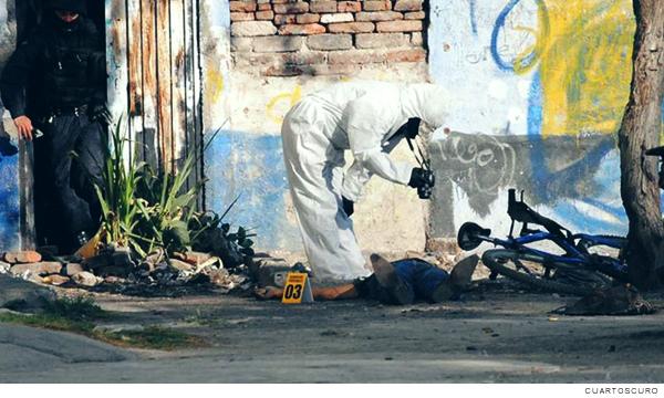 víctima de atrocidades en Guanajuato