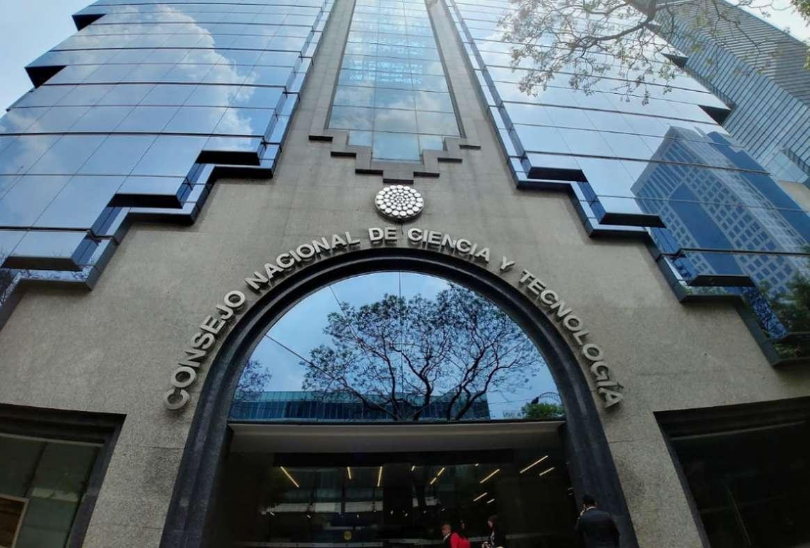 Edificio del Conacyt