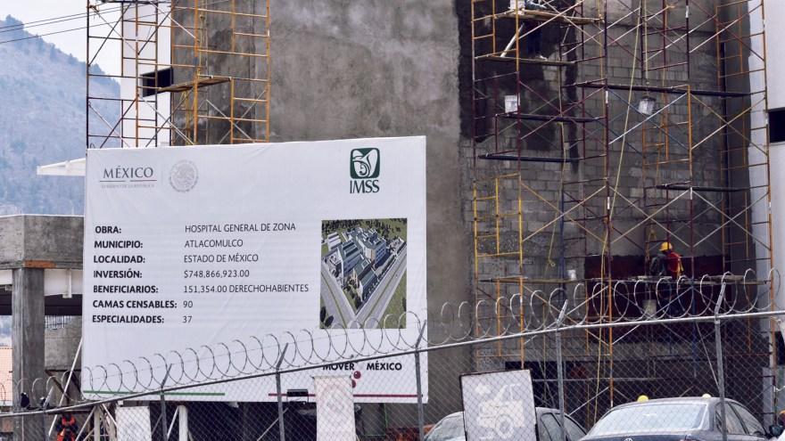 Fox, Calderón y Peña dejaron 317 unidades médicas inconclusas