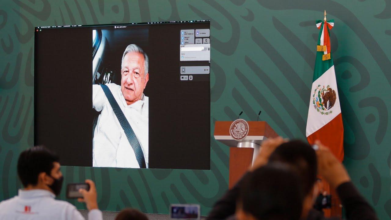 La conferencia matutina que encabeza el presidente se convirtió en tendencia en Twitter, con el hashtag #LaMañanera
