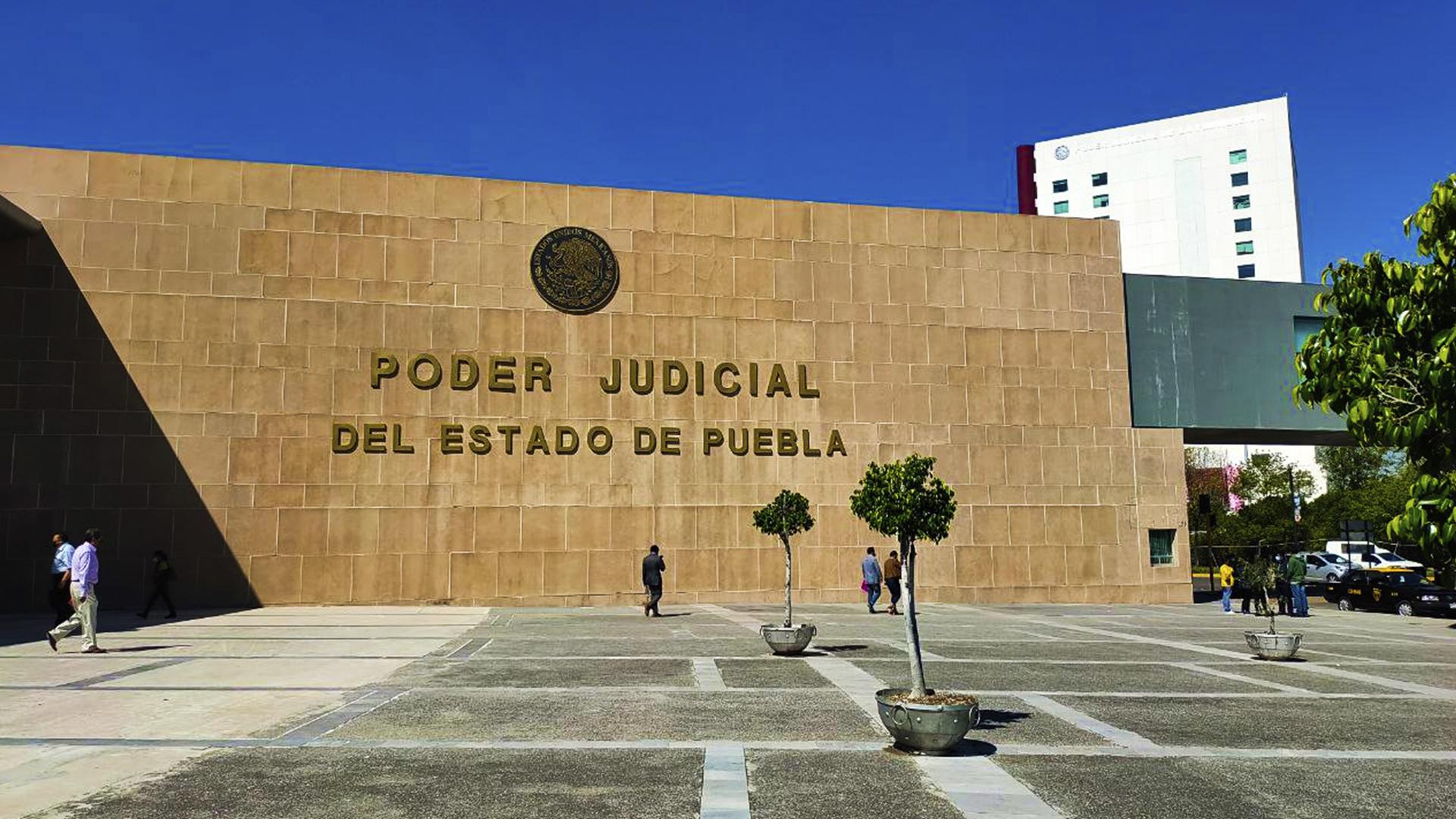 Edificio del Poder Judicial del Estado de Puebla