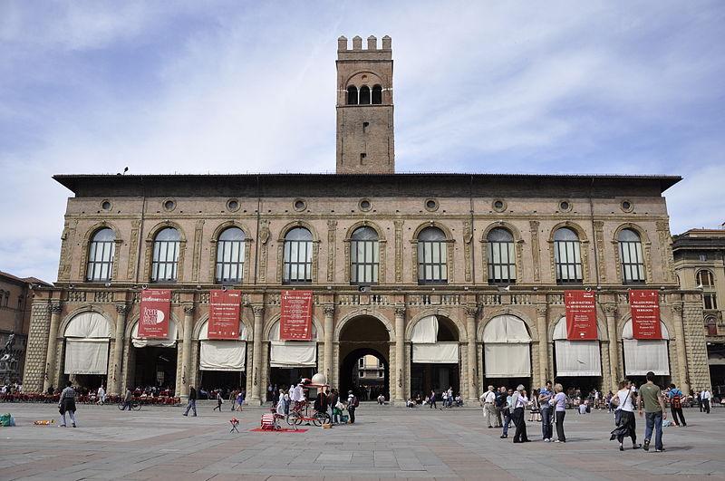Palazzo del Podestà - Bologna