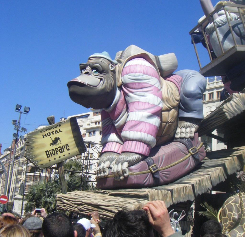 Fallas 2009 - Valência