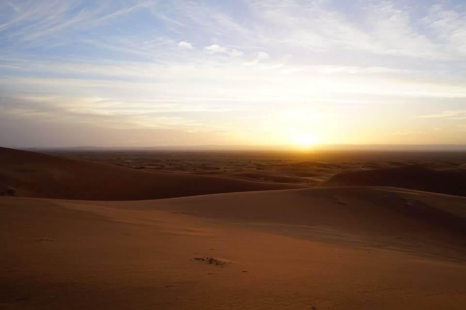deserto de merzouga