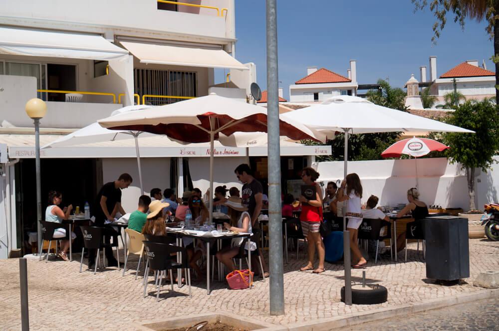 restaurantes em tavira