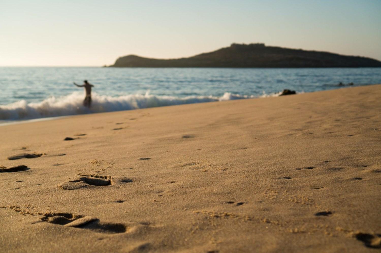 praia da ilha do pessegueiro