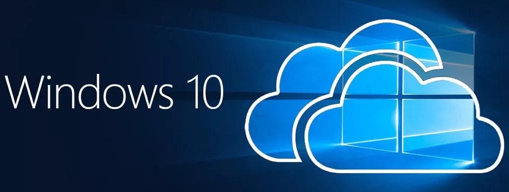 Windows-10-Nube