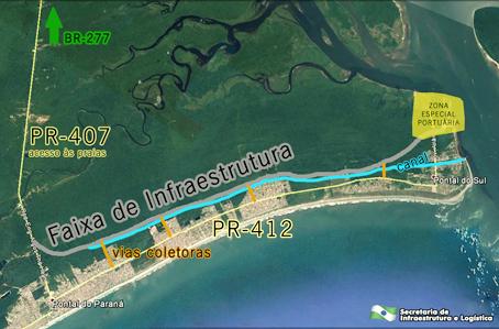 Bolsonaro cita Pontal para mostrar que Meio Ambiente só atrapalha