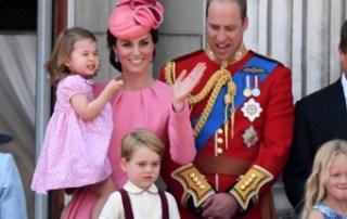 Britânicos em festa: família real aumenta