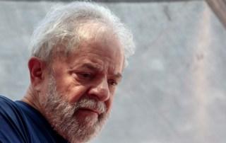 PGR pede ao STF que mantenha Lula preso