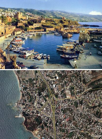 Revelado o paraíso de Luiz Abi no Líbano