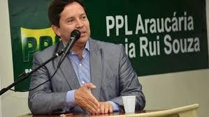 Ex-prefeito de Araucária é condenado a 44 anos de prisão