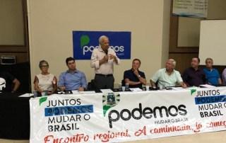 Podemos reúne lideranças em Foz do Iguaçu para novas filiações