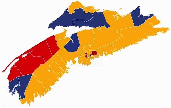 NDP Mainland Seats 2009-600
