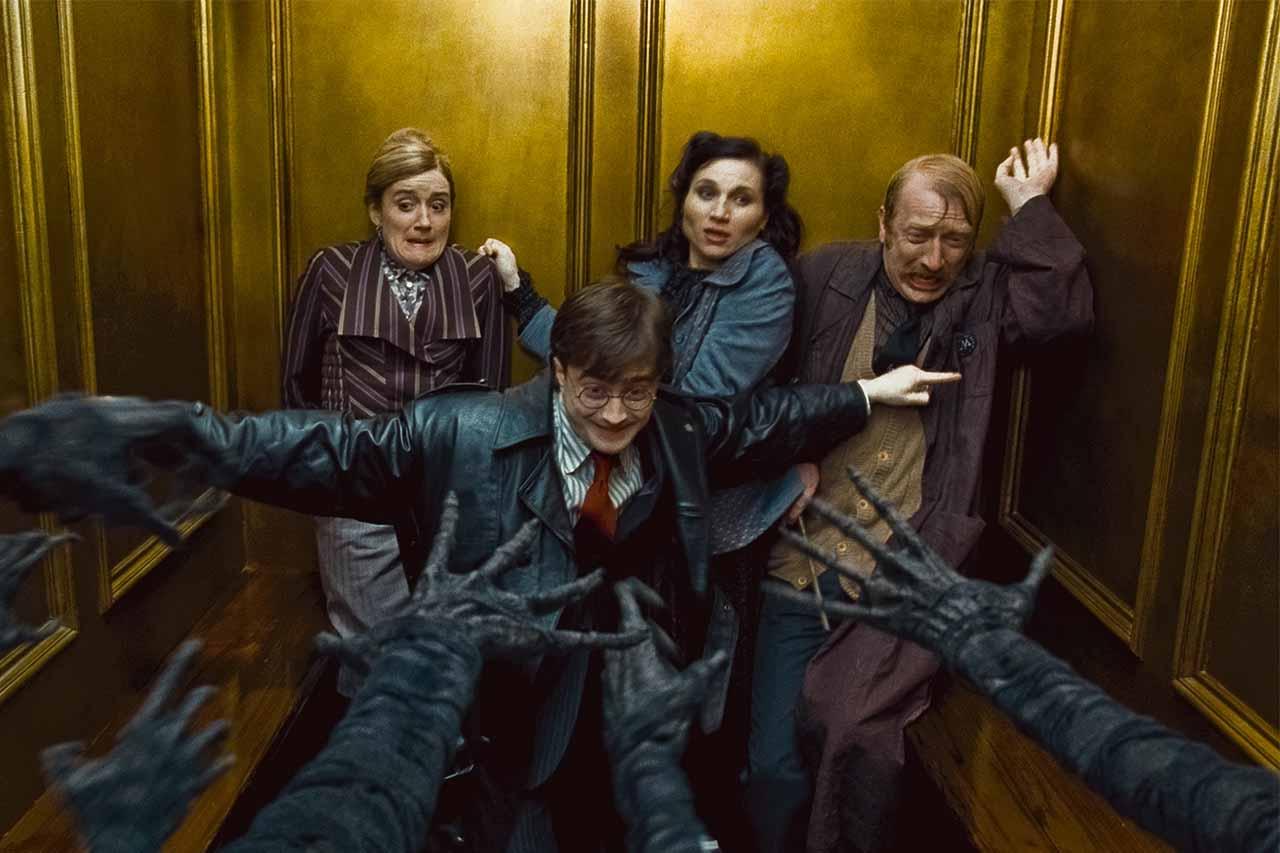 Crítica Harry Potter y las reliquias de la muerte
