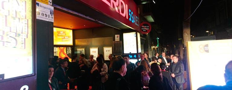 Festival de cine BCN film fest