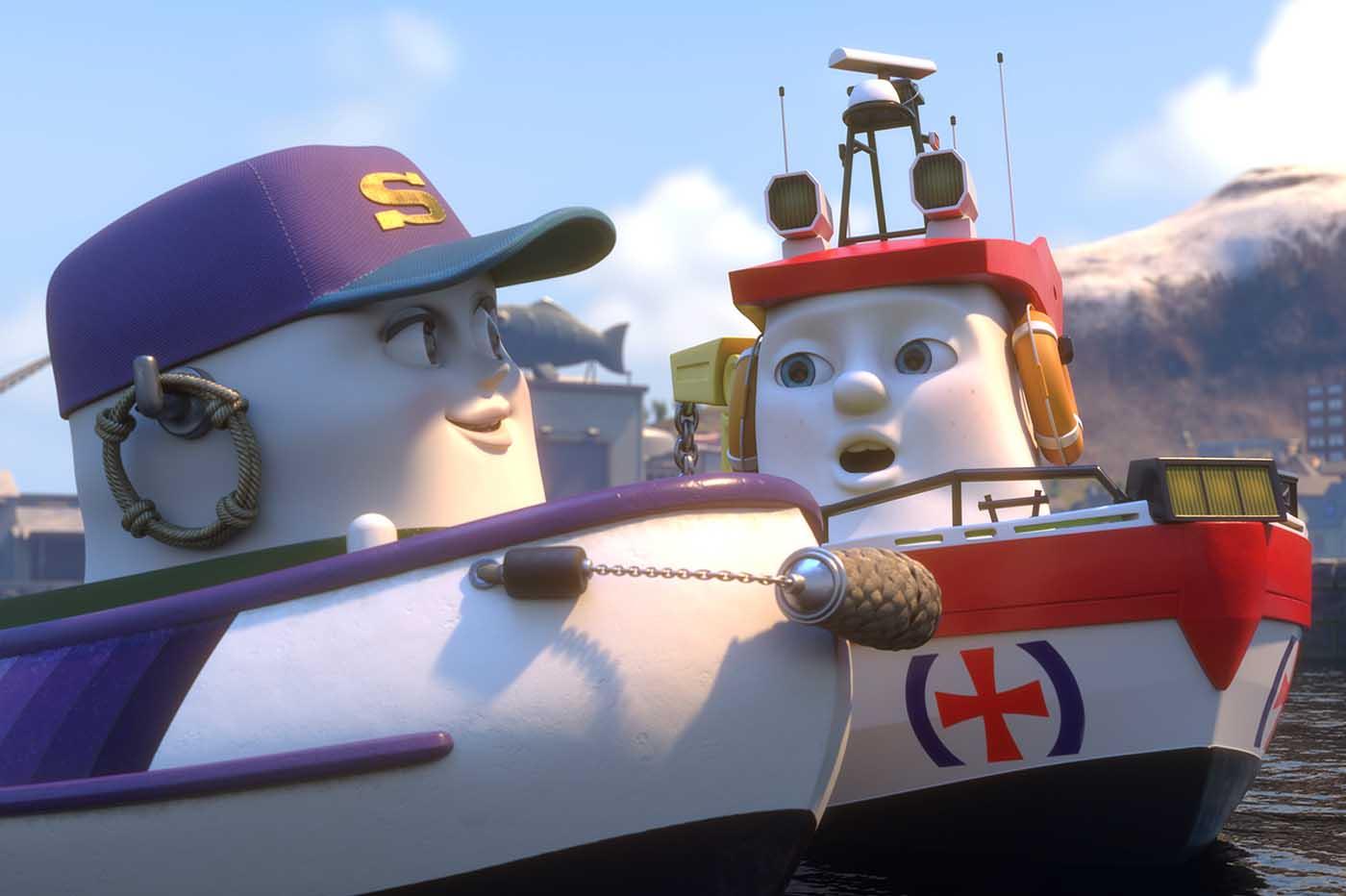 Crítica Barcos, ¡al rescate!