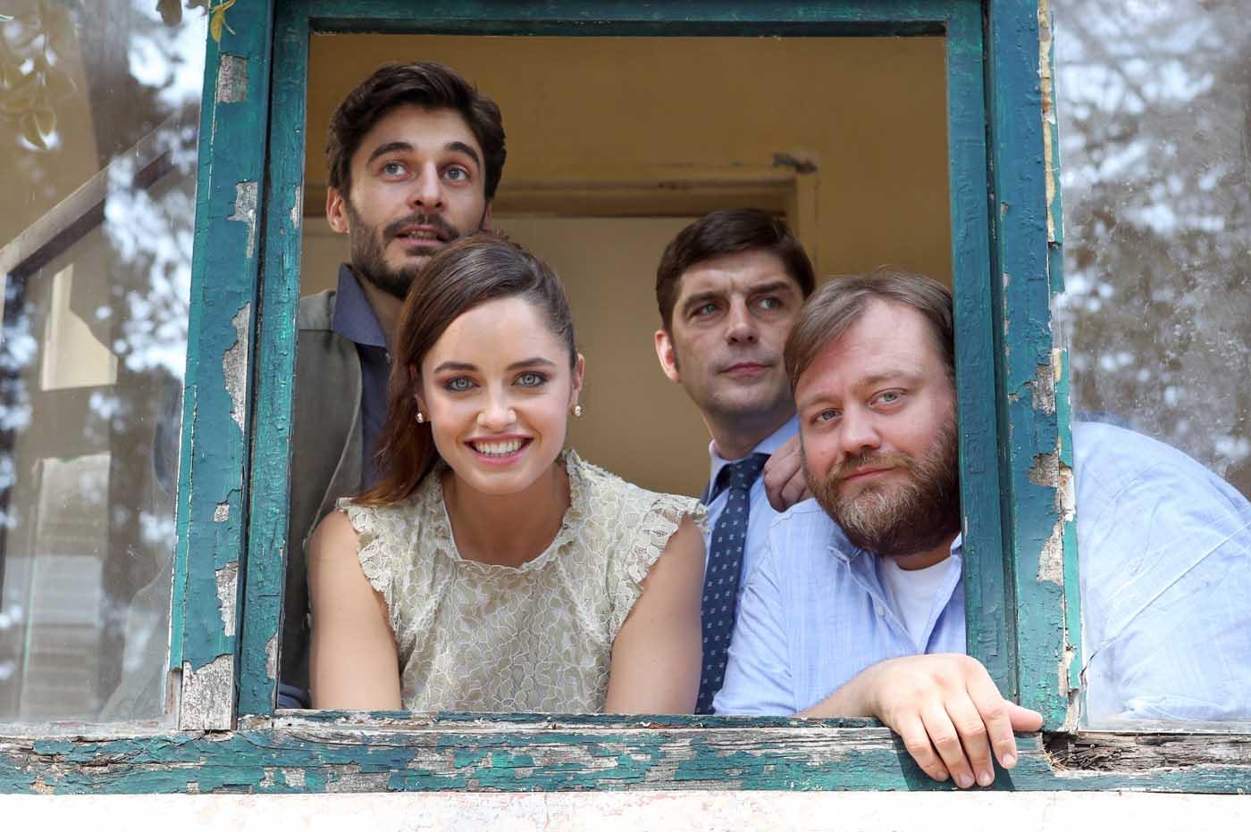 Crítica Una simpática comedia italiana que habla sobre el amor a la familia.