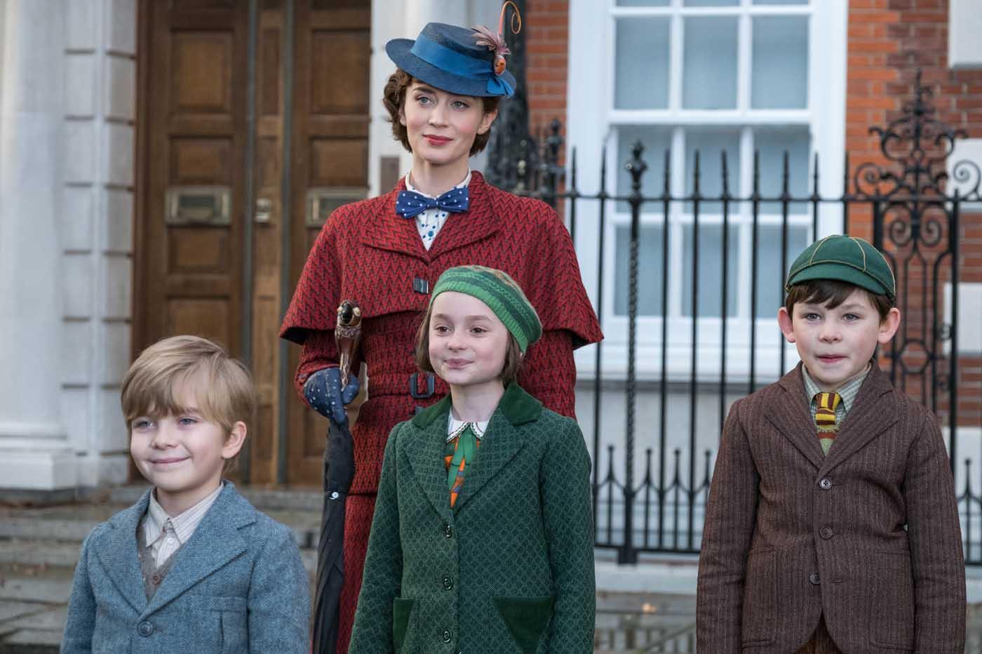 Critica El regreso de Mary Poppins