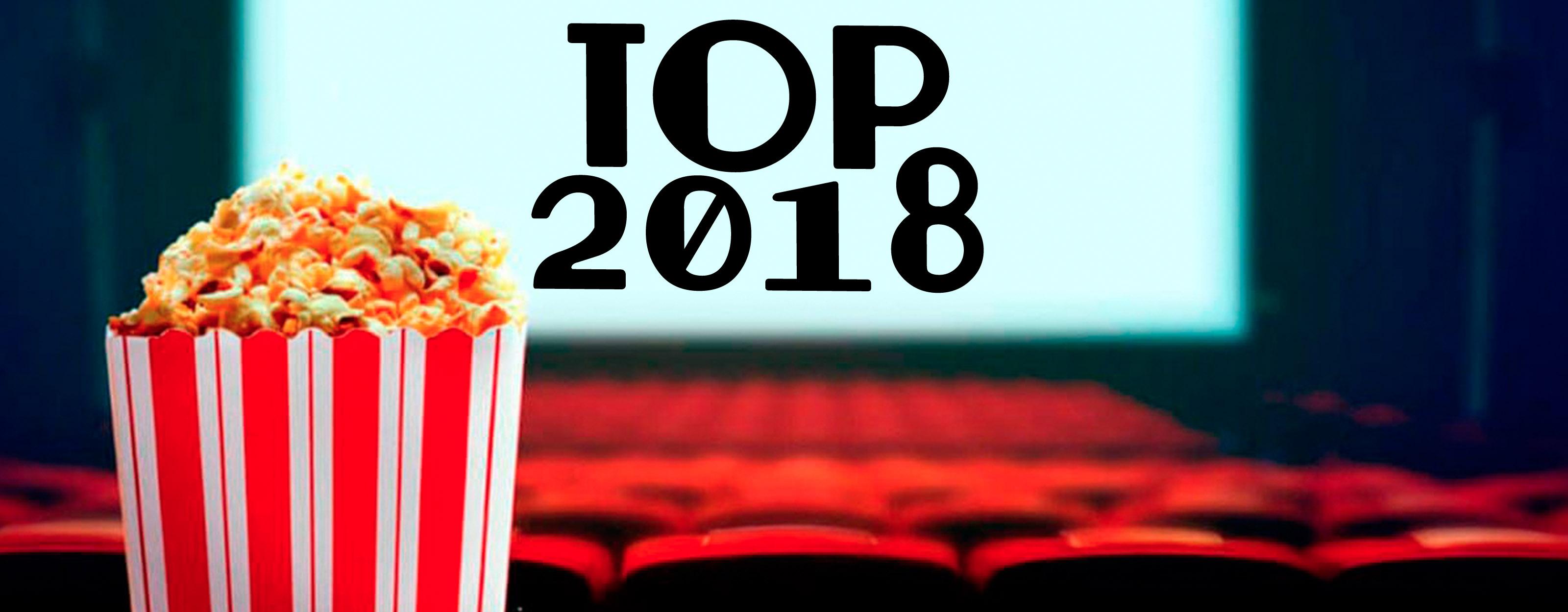 Mejores películas 2018, Top cine