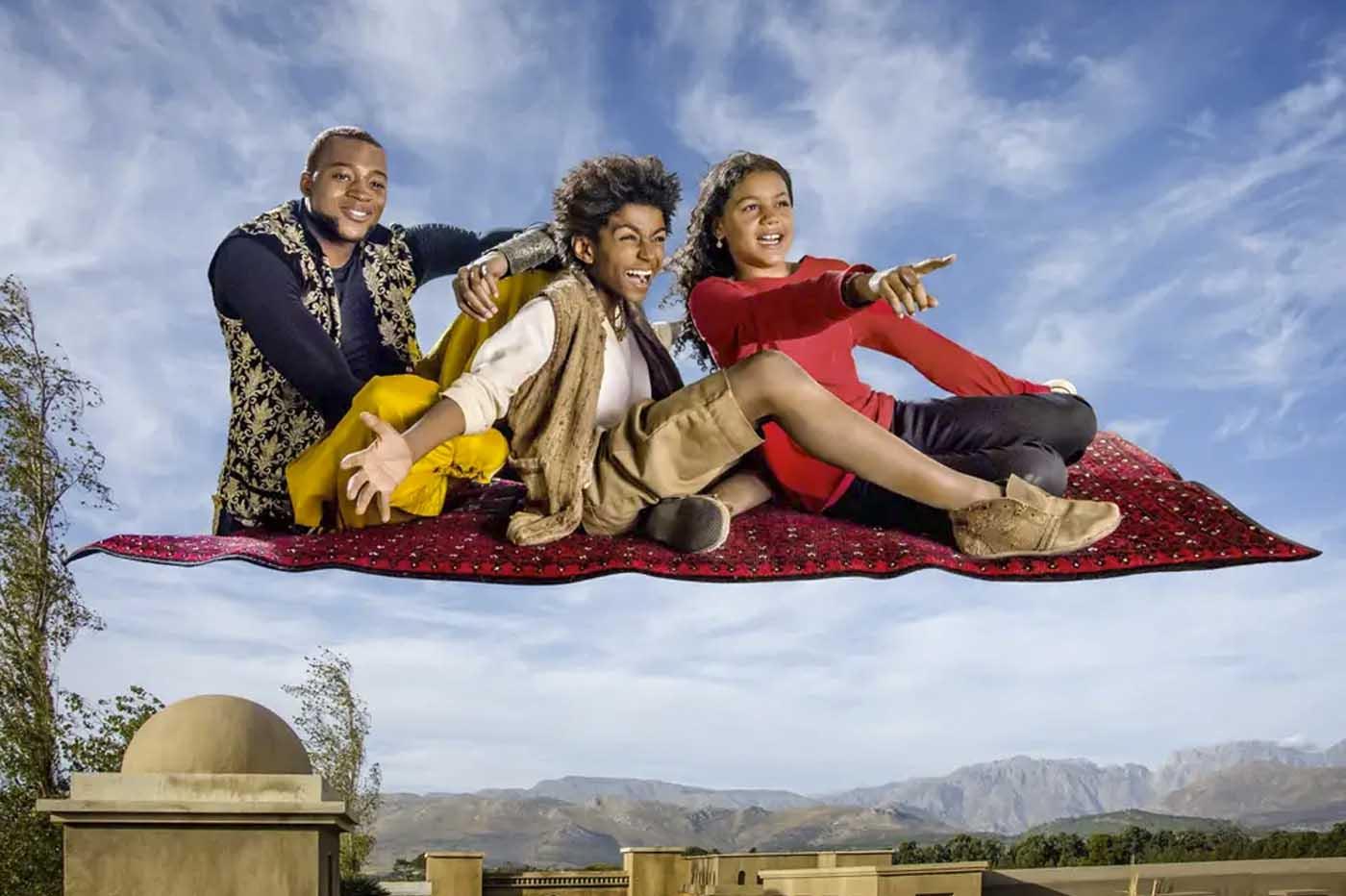 Crítica Jamillah y Aladdin