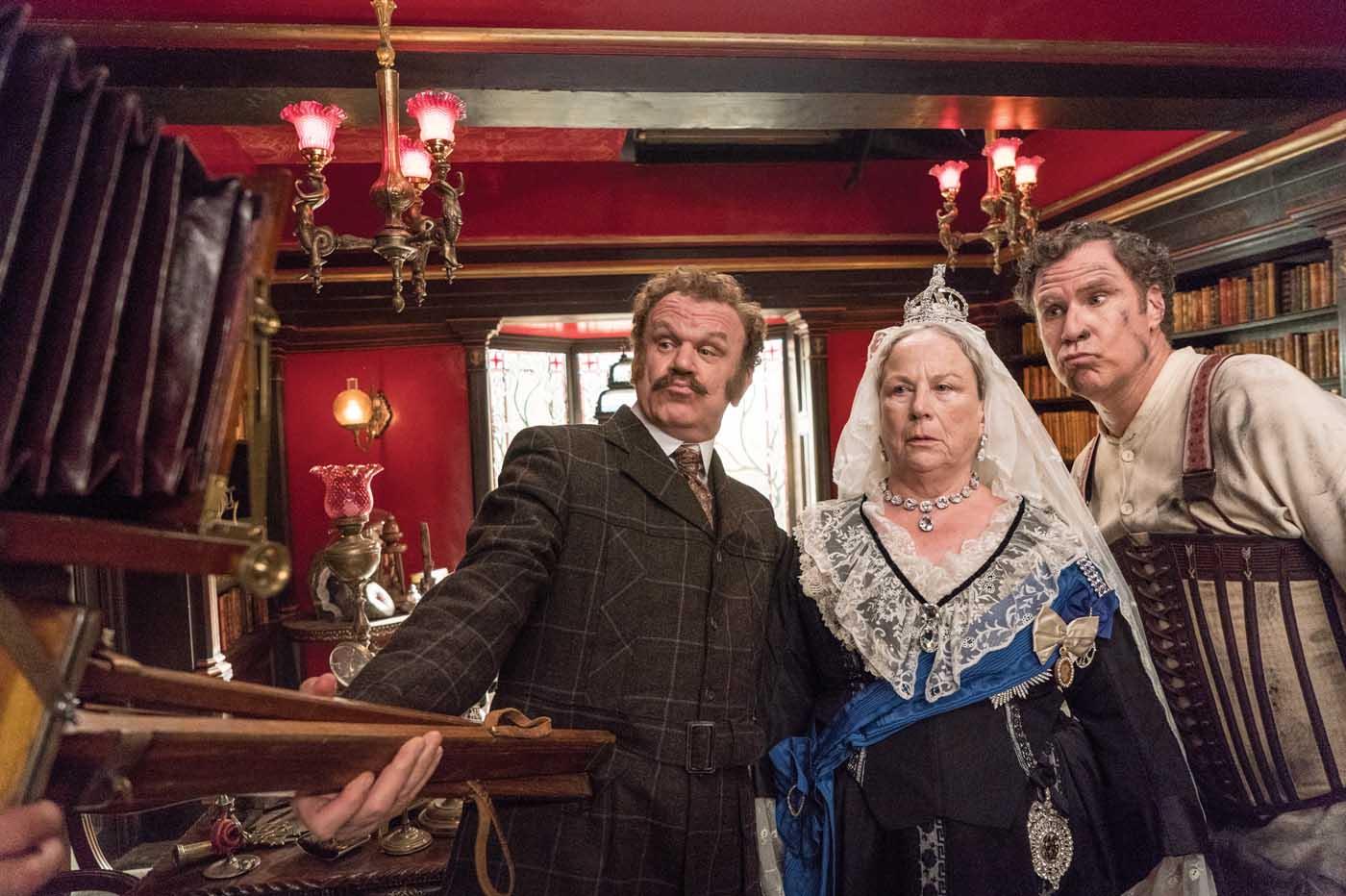 Crítica Holmes y Watson