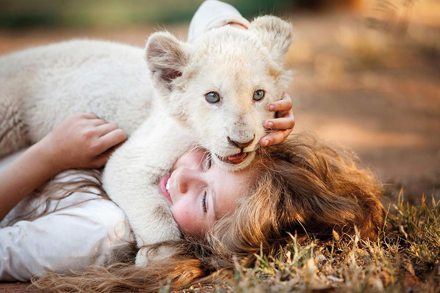 Crítica Mia y el león blanco
