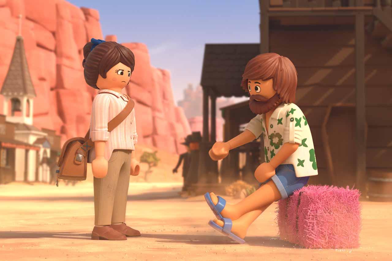 Crítica Playmobil: la película