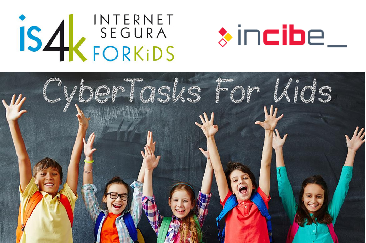 Concurso Cybertasks For Kids