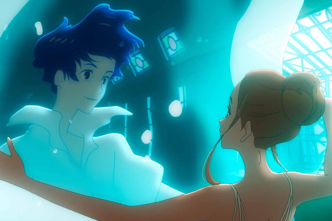Crítica El amor está en el agua