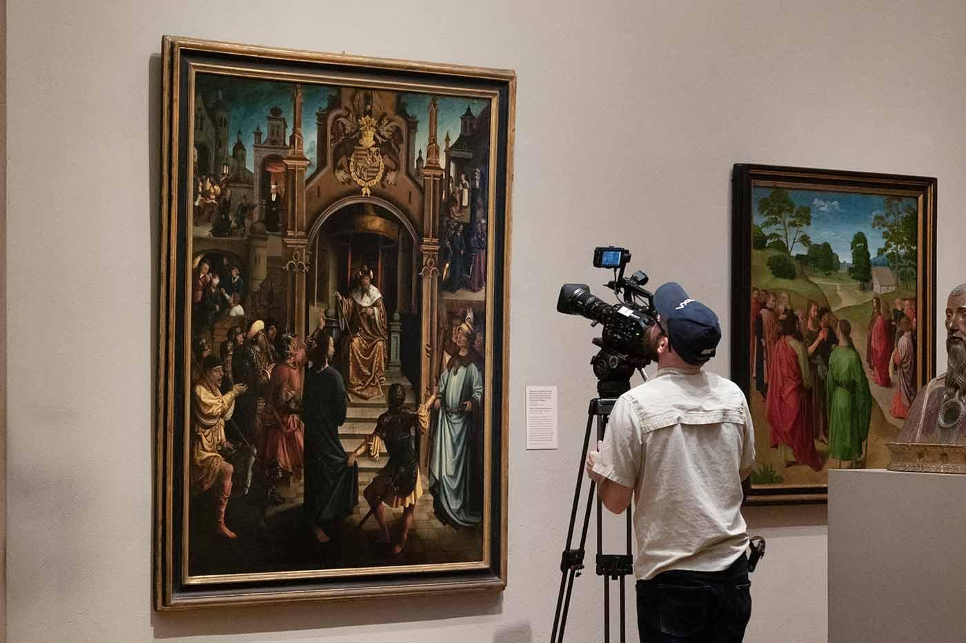 Crítica La Pasión en el arte