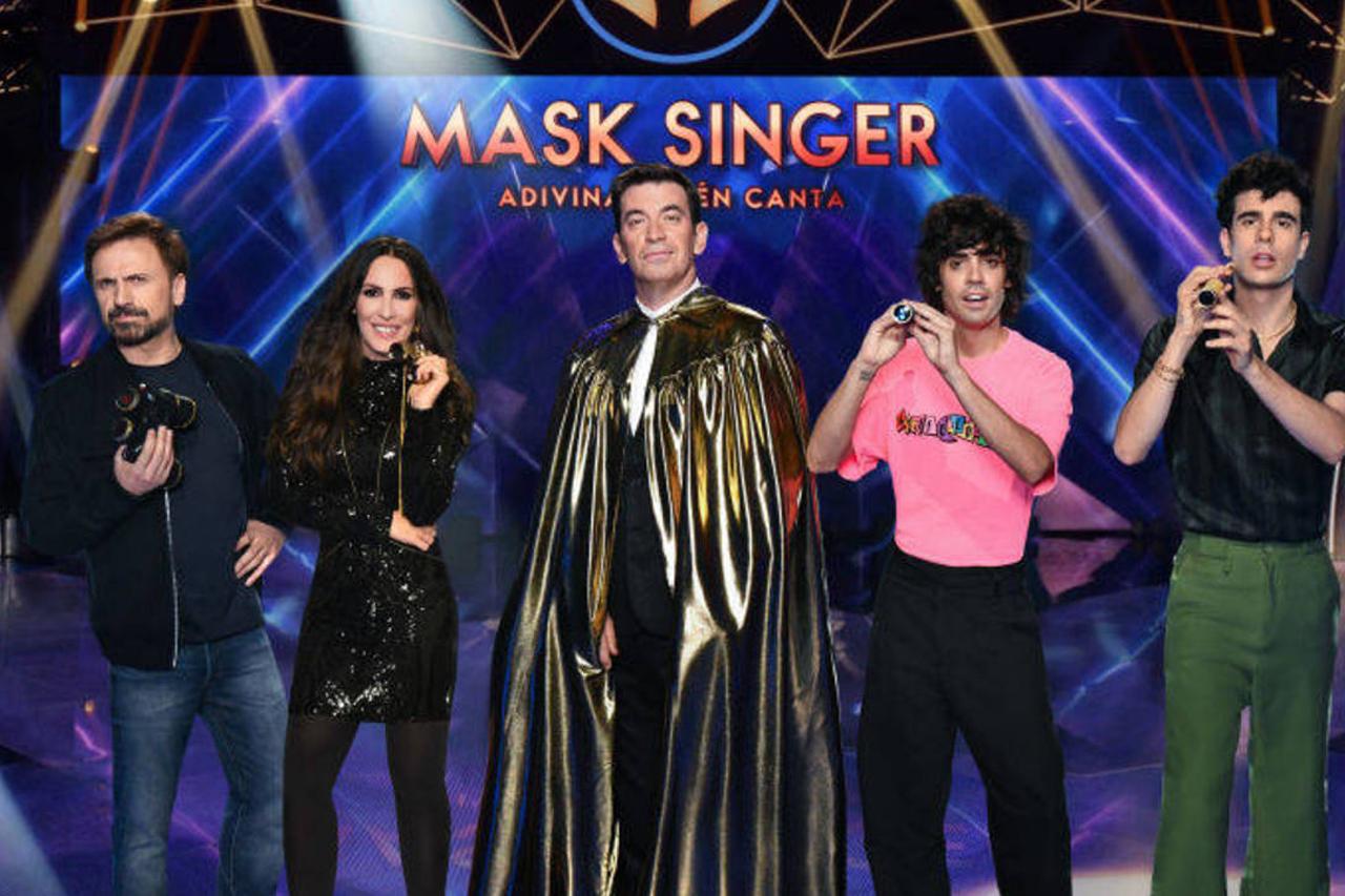 Crítica Mask singer: adivina quién canta