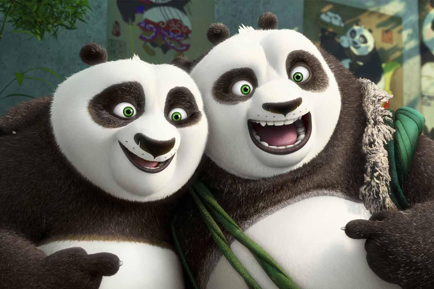 Crítica Kung fu panda 3