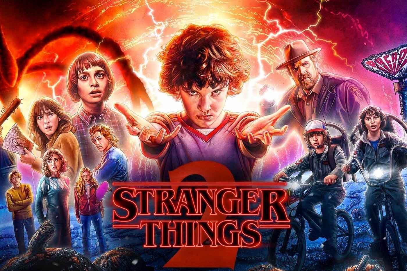 Crítica Stranger Things 2