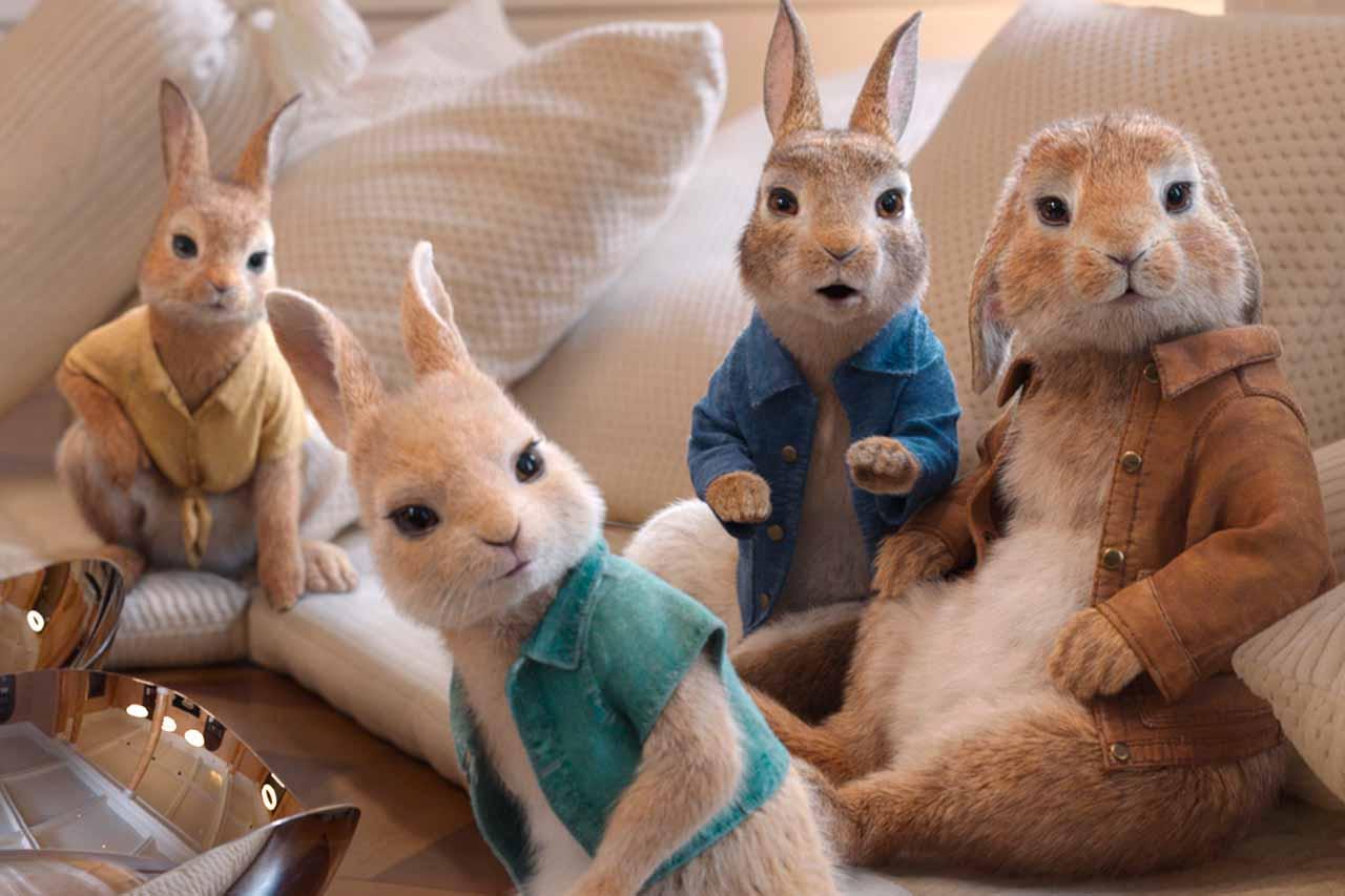 Crítica Peter Rabbit 2: a la fuga