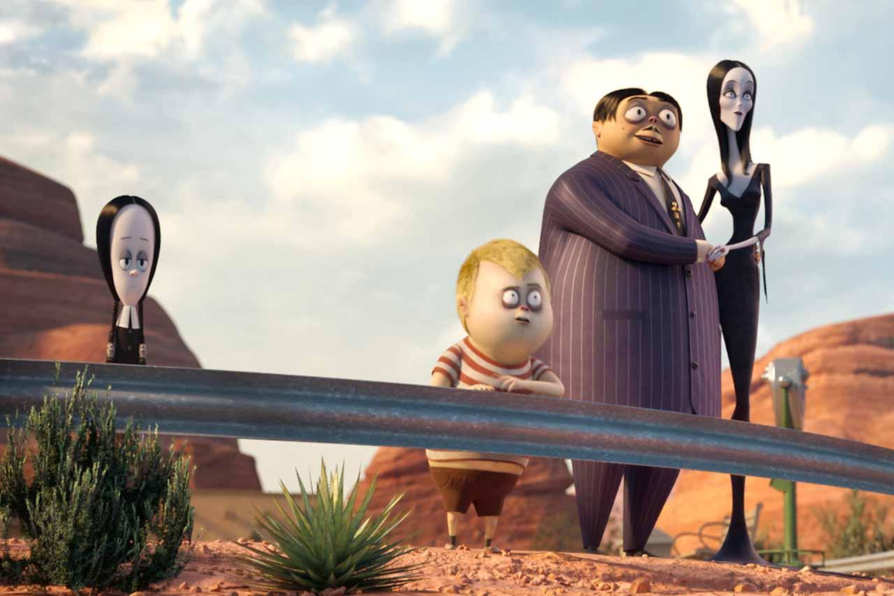 Crítica La familia Addams 2 - La gran escapada