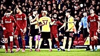 Photo of El superlíder del fútbol inglés pierde invicto ante colero