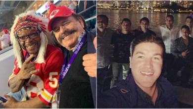 Photo of Los senadores Armando Guadiana (Morena) y Samuel García (MC) comparten FOTOS desde el Super Bowl