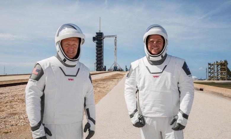 Photo of Exitoso despegue del cohete Falcón que impulso nave espacial