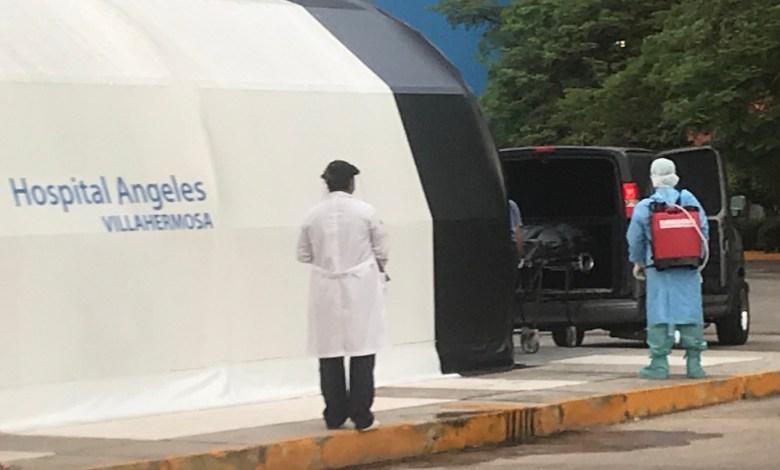 Photo of ¡Tabasco en riesgo máximo por la pandemia de COVID-19!